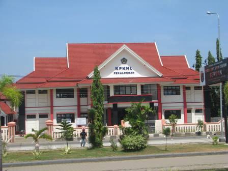 Gedung KPKNL Pekalongan, sebelumnya digunakan DJP kemudian dialihstatuskan ke DJKN