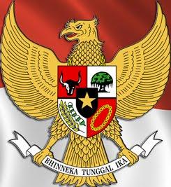 Garuda Pancasila, image: google